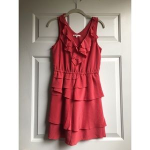 Madewell Eliot silk dress